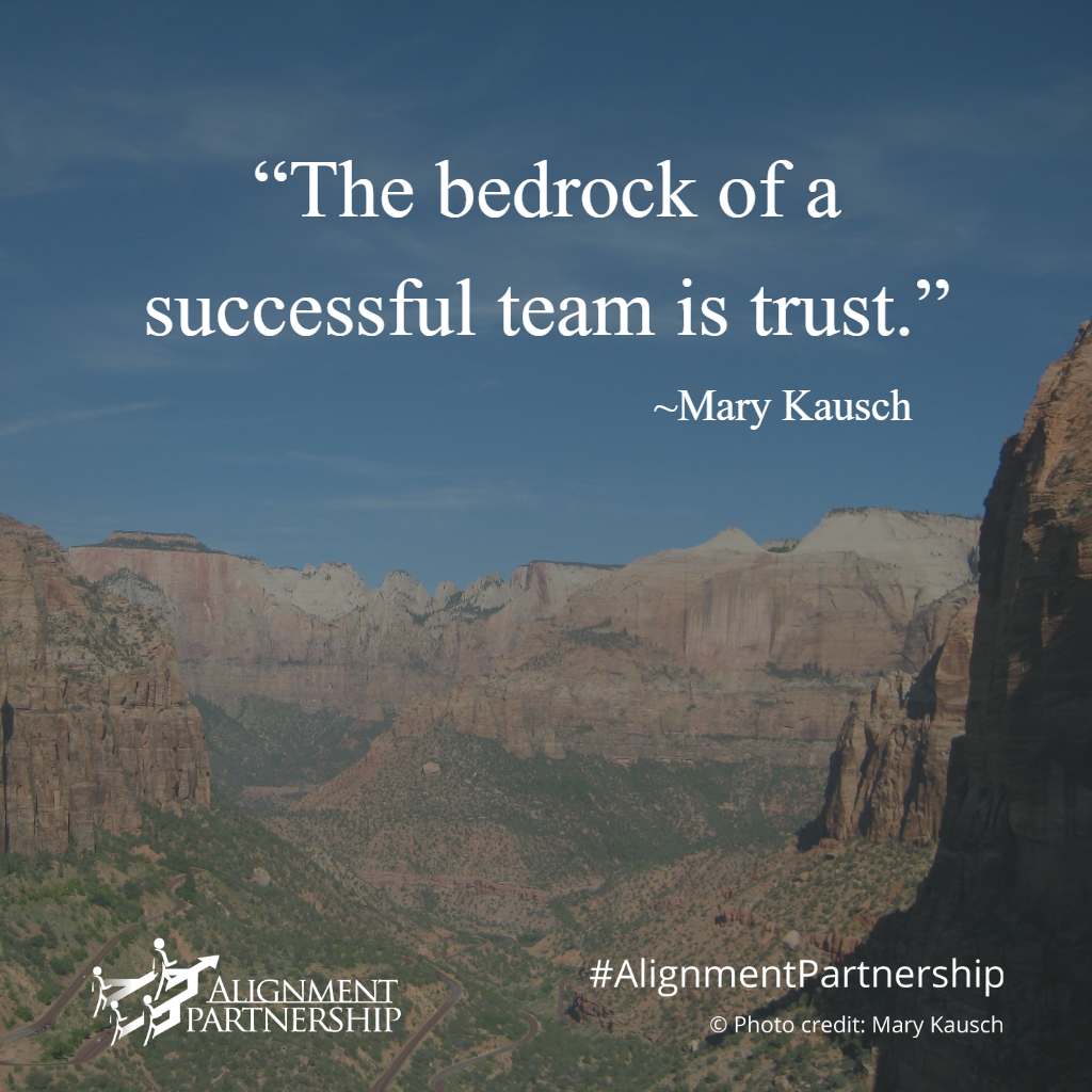 The Bedrock of a Successful Team
